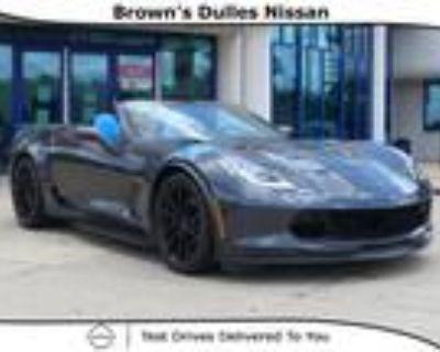 2017 Chevrolet Corvette Grand Sport 3LT