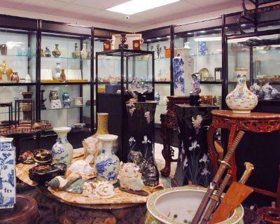 July Asian Art, Luxury, Music Equipments Estate Sales Auction