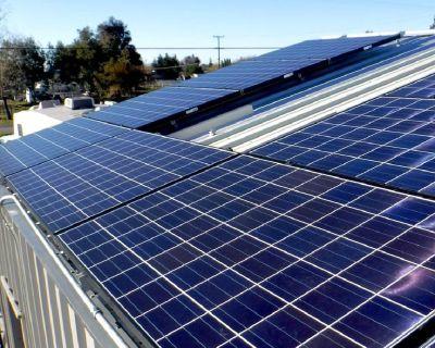 Install Solar by Renowned Solar Company Kurios Energy in Stockton