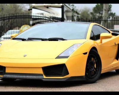 2004 Lamborghini Gallardo Standard