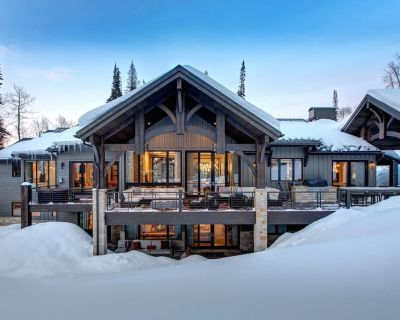 Ski in/Ski out Luxury Colony Home, Game and Theater Rooms Private Hot Tubs - Park City