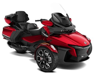 2021 Can-Am Spyder RT Limited 3 Wheel Motorcycle Dickinson, ND