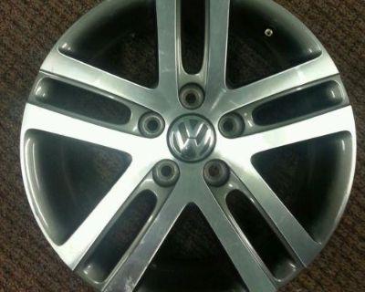 2005-2010 Volkswagen Jetta Factory Original Oem Wheel Rim - Aly69812u20