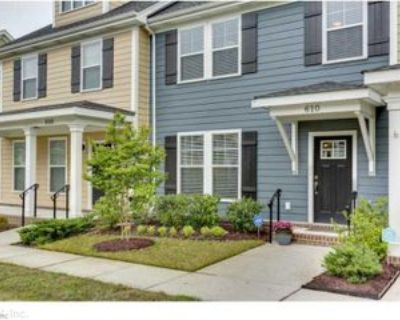 610 Towhee Ln, Chesapeake, VA 23323 3 Bedroom House