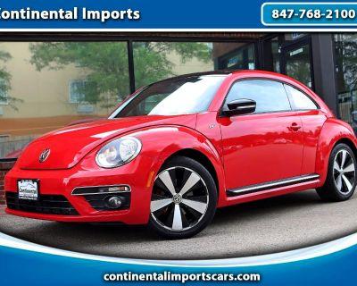 Used 2014 Volkswagen Beetle Turbo R-Line