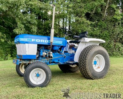 FS Ford 1510 Tractor