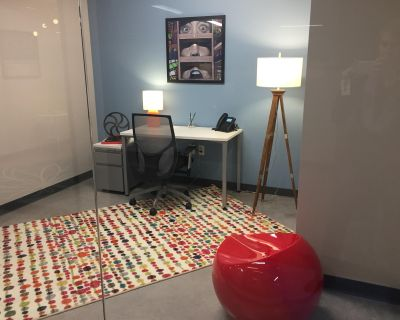 """Private office for 1-2 people ALL INCLUSIVE at """"8181 Arista Place Broomfield United States"""""""