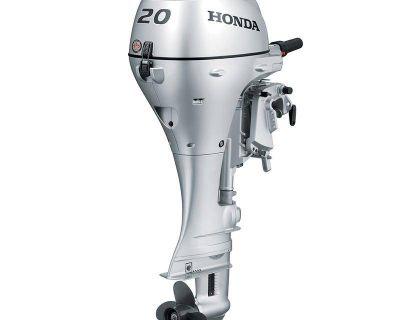 1 Honda Marine BF20D3SRT Watercraft Osseo, MN