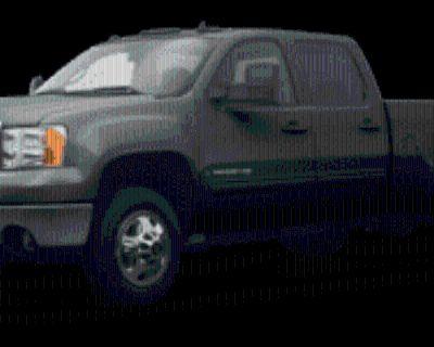 2008 GMC Sierra 3500HD SLE1