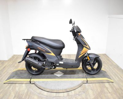 2021 Kymco Agility 125 Scooter Wauconda, IL