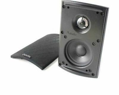 PAIR (2) Definitive Technology ProCinema Pro Sound 60 Surround SPEAKERS - Great Sound!