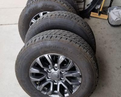 "Arizona - WTS 17"" Sport Wheels and Tires"