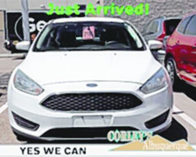 FORD 2017 FOCUS SE Hatchback, Automatic, Front Wheel Drive, 6 Speed, 71k miles, Stock...