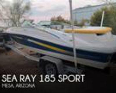 18 foot Sea Ray 185 Sport