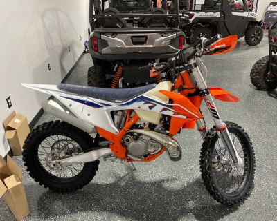 2022 KTM 250 XC TPI Motorcycle Off Road Paso Robles, CA