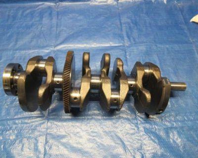 Mazdaspeed 3 6 Ms6 Ms3 Cx-7 2.3l L3k9 Mzr Turbo Engine Crankshaft Crank Oem