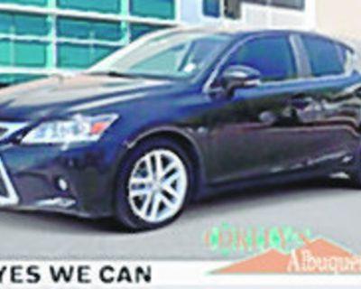 LEXUS 2015 CT 200h Hatchback, ECVT, Front Wheel Drive, 85k miles, Stock #V7701A $16,997...