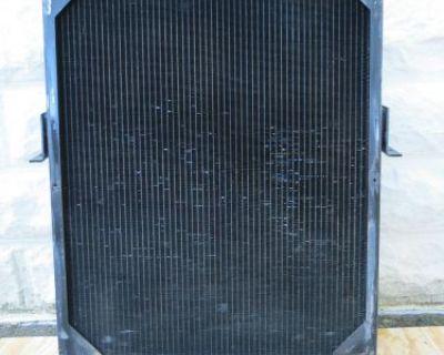 Radiator 329773-001-z Stewart And Stevenson 67049-329773 Lmtv M1078 Cat 3116