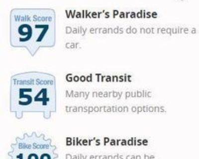 2507 E Burnside St #A, Portland, OR 97214 2 Bedroom Apartment