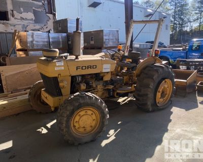 Ford CU5PW2 Tractor