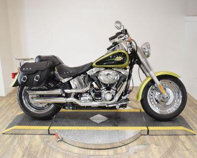2011 Harley-Davidson Softail Fat Boy Cruiser Wauconda, IL