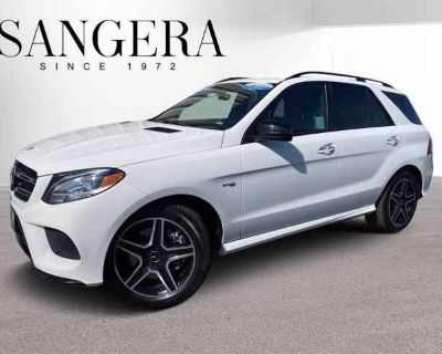 Used 2018 Mercedes-Benz GLE 4MATIC SUV
