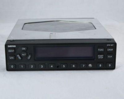 Garmin Gtx-327 Transponder Pn: 011-00490-00 Sn: 83751129, Guaranteed