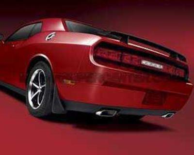 Dch Dodge Mopar Rear Wing Spoiler 2009 2010 2011 2012 Challenger New Factory