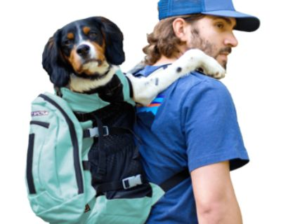 Dog backpack for hikers & travelers (BRAND NEW)