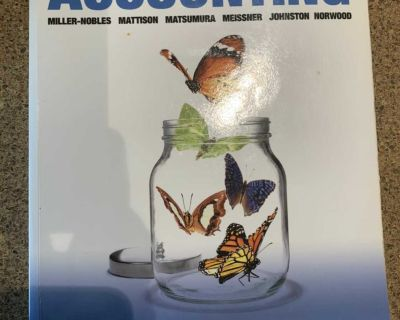 Horngren's Accounting 10th Canadian Edition Volume One