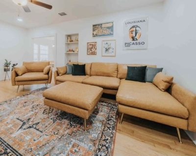 Fabulously Furnished Forest - Caddo Heights-South Highlands