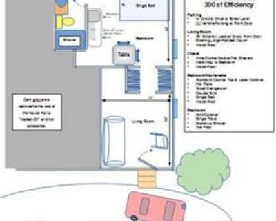 actual address given later, Buford, GA 30518 1 Bedroom Apartment