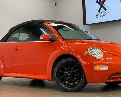 2005 Volkswagen New Beetle Dark Flint
