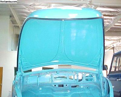 Bug Hood & Deck lid seals Mexican Custom