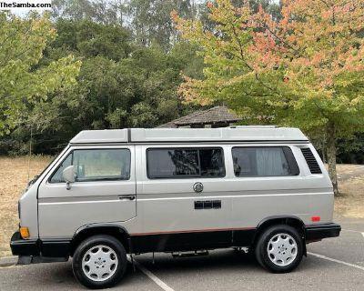 1990 VW GL CAMPER