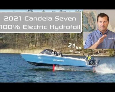 Custom - Candela Seven Bowrider