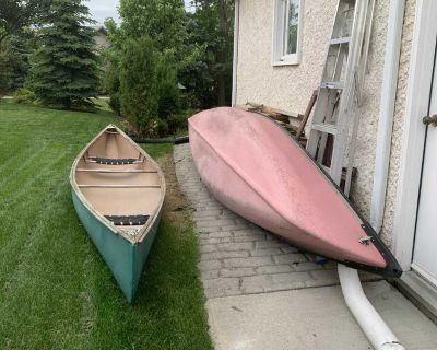 Canoes for rent