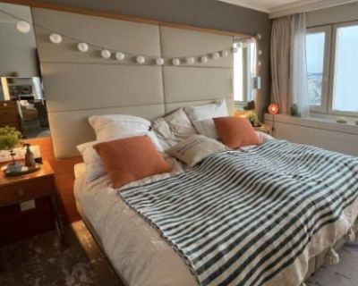 Nice fully furnished 1 bedroom apartment