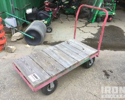 Dayton 4ZZ54C Hand Cart