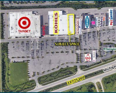 Prime Retail Space Adjacent to Kohl's - Canton