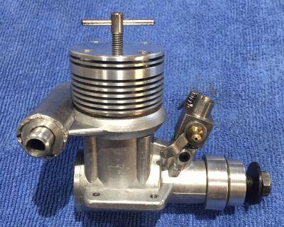 PAW .35 R/C Diesel w/Muffler
