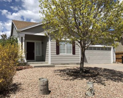 Your COLORADO Home, 5 Minutes from AIR FORCE ACADEMY, Sleeps 12+ - Gleneagle