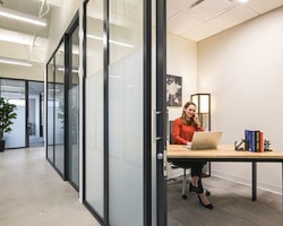 Private Office for 5 at Serendipity Labs Atlanta - Perimeter