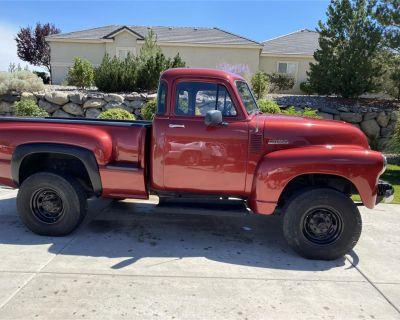 1952 Chevrolet 1 Ton Pickup