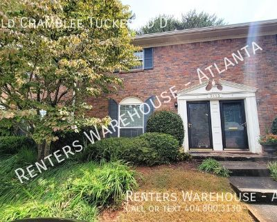 Move-In Ready! Spacious 2 Bedroom Townhome in Atlanta!
