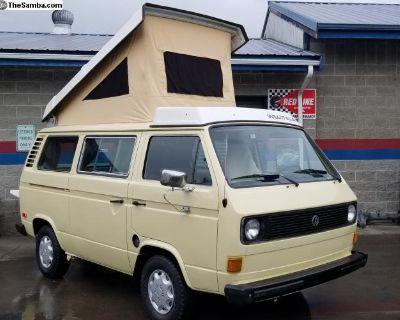 1980 Westfalia Full Camper