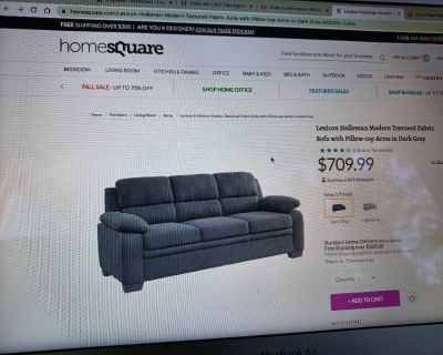 New Couch For Sale Just Delivered October 14th 2021