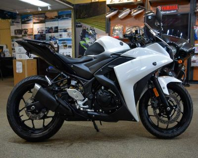 2017 Yamaha YZF-R3 ABS Supersport Clearwater, FL