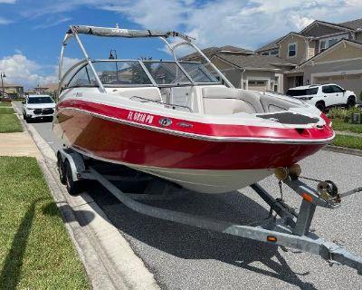 2010 Yamaha Boats AR240 HO
