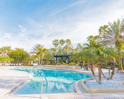 Paradise7#Summer Deal/Jacuzzi+Pool+Bar+Barbecue+KidsFriendly+Walk:Publix,Walgree - Orlando